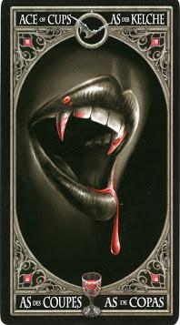 Gothic Tarot - As de Coupes