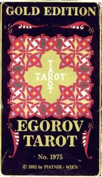 Tarot Egorov - Boîte