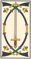 Trois d'Épées