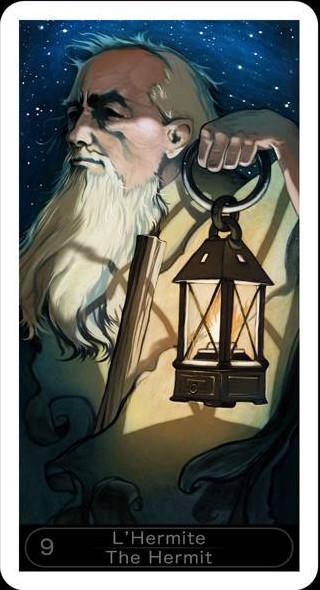 IX L'Hermite - Les Arcanes de l'Étoile