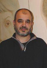 Portrait d'Atanas Atanassov