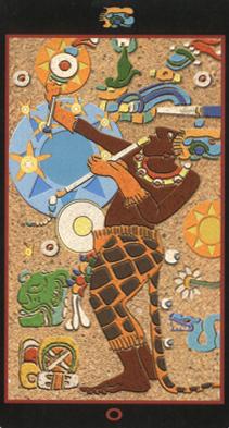 Tarot Maya - Le Mat