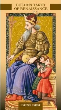 Golden Tarot of the Renaissance - Boîte