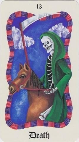 XIII L'Arcane sans nom - Le Tarot Fenton-Bale