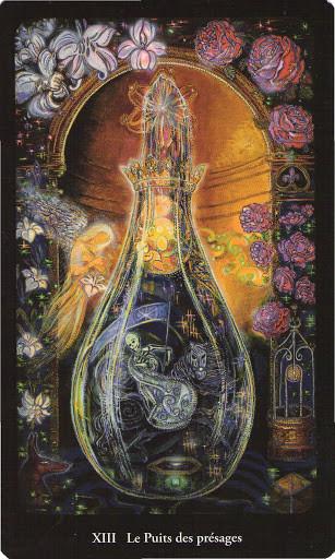 XIII L'Arcane sans nom - Tarot de l'Ange Liberté