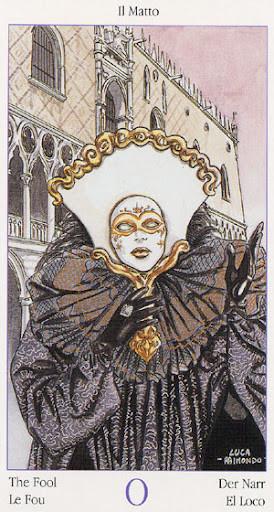 Tarot de Casanova - Érotique - Le Mat