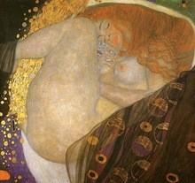 La Danae de Gustav Klimt