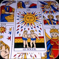 d5f3f1656b411 Tarot de Marseille   Guide d interprétation complet - Apprendre le ...