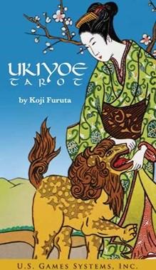 Tarot Ukiyoe