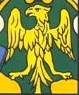 L'aigle du bouclier de l'Empereur