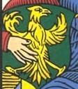 L'aigle du bouclier de l'Impératrice