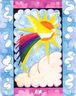 7 d'Air - Le Tarot des Quatre Éléments
