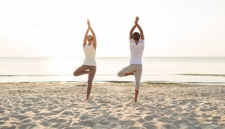 Yoga Trainingsprogramm