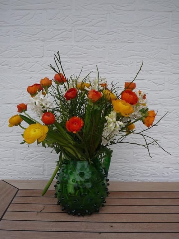 Marz Nymph Flowers Blumen Fur Hochzeit Taufe Trauerfeier