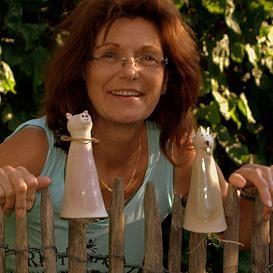 Monika Geißler - Gartenkeramik
