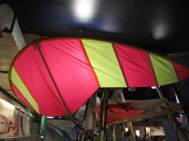 Ein Schirm der ersten Stunde