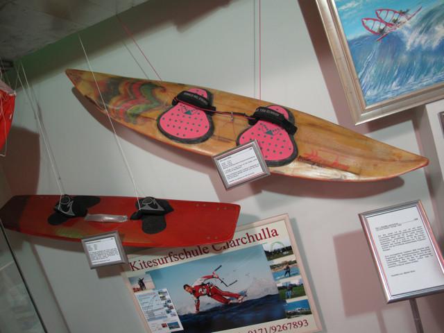 Die Geschichte des Kitesurfens