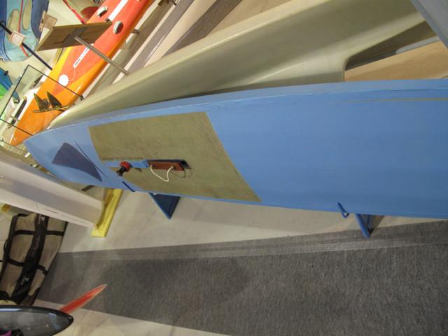 Das erste polnische Sufboard..