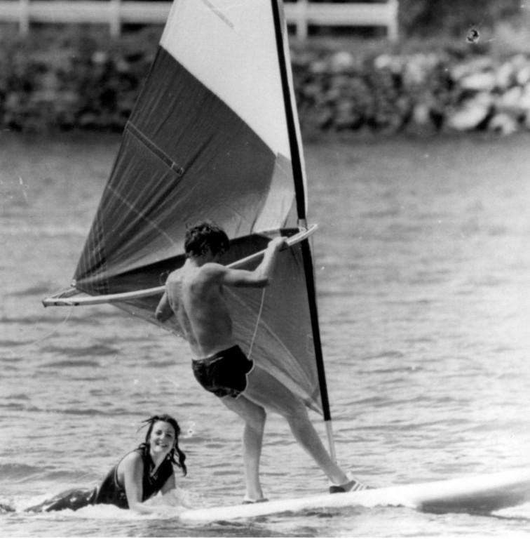Maike und Peter - 1982