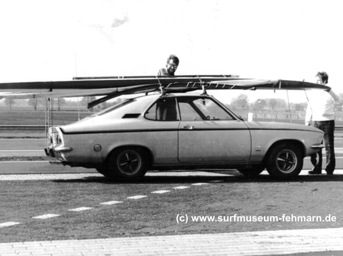 Als Bretter noch länger als Autos waren