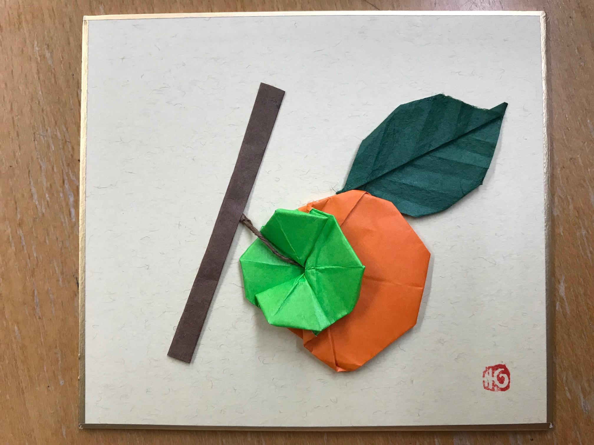 平成30年10月 柿