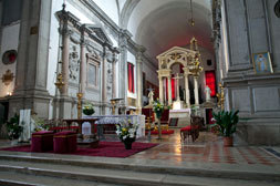 The Church of San Francesco della Vigna