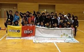 2013ショートテニス大会IN一関 集合写真