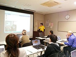 会場は飯田市りんご庁舎会議室