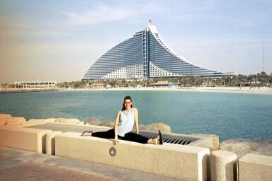 Dubai, Vereinigte Arabische Emirate 2002