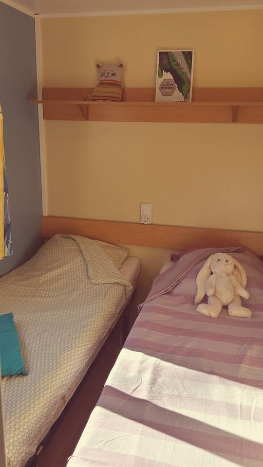 Chambre twin 4-6 places