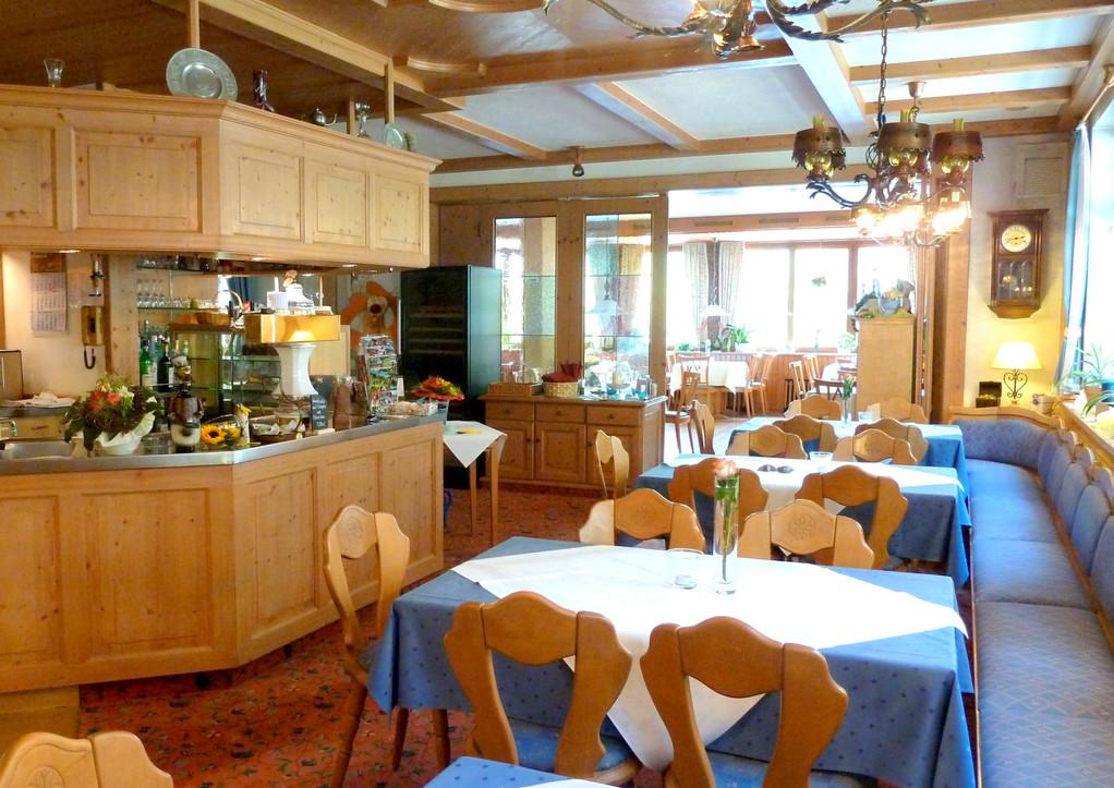 Gastwirtschaft und Restaurant