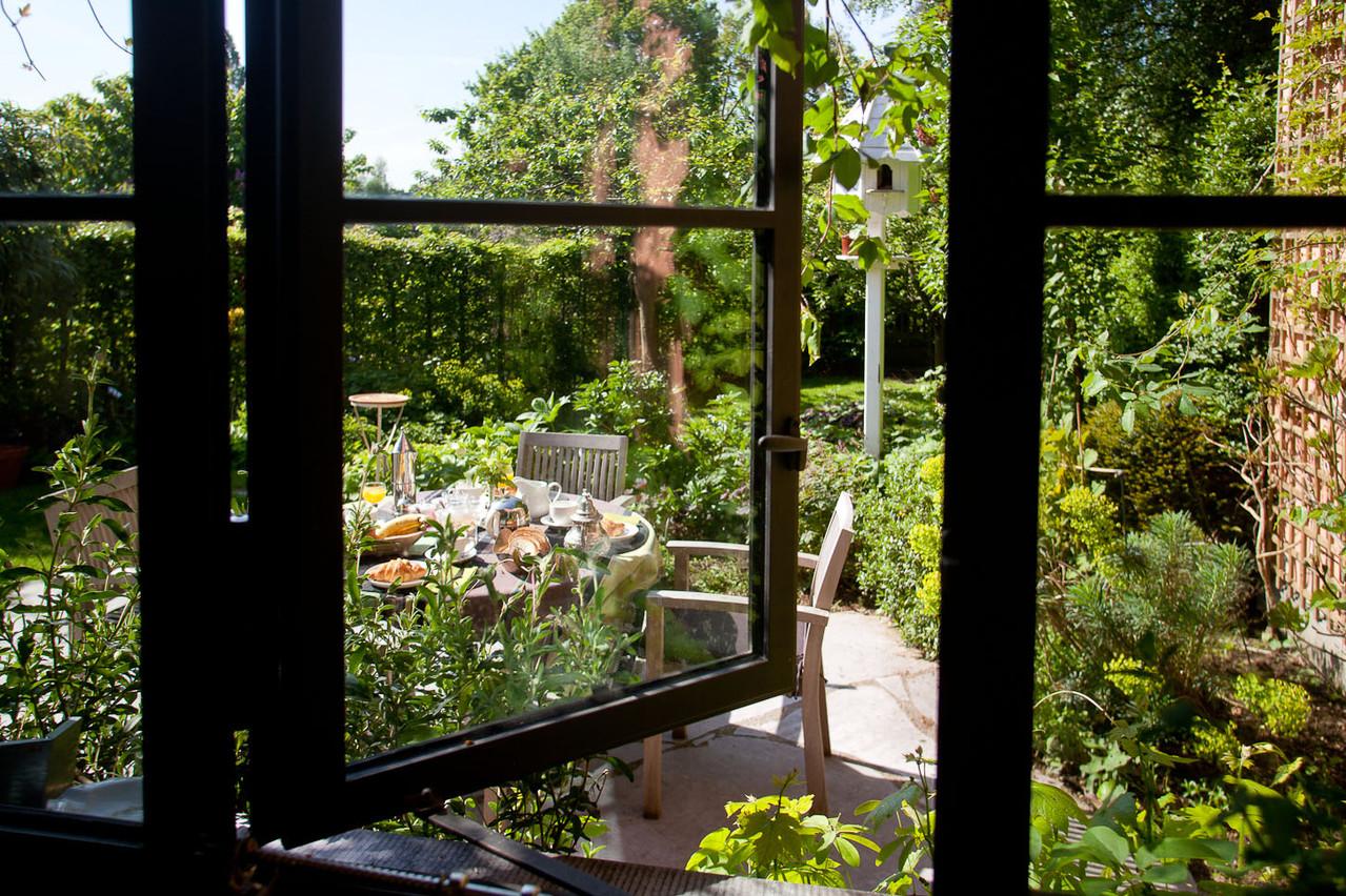 La Villa Maison d'hôte de charme à Bruxelles. petit-déjeuner. © photos : Gregory Halliday 2013La Villa Maison d'hôte de charme à Bruxelles. petit-déjeuner. © photos : Gregory Halliday 2013