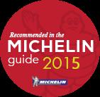 La Villa est recommandée par le Guide Michelin