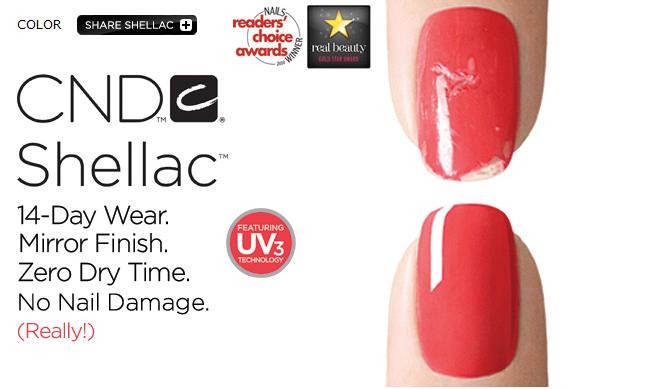 Shellac-Nägel, Manicure, Pedicure, Shellac-CND, Nagelstudio-Basel
