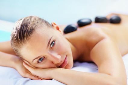 Massage-Basel, Massage, Hot-stone, back-massage