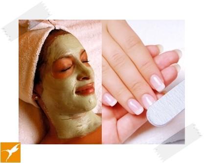 Manicure, Pedicure, gesichtsmaske, gesichtsreinigung, Shellac-Nägelnägel, Bodyzone Basel