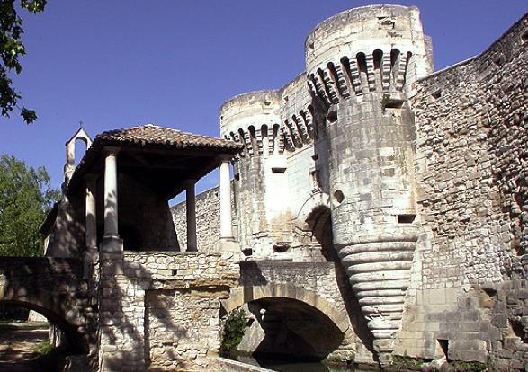 Chambre d'hôtes Pernes les Fontaines (Provence)