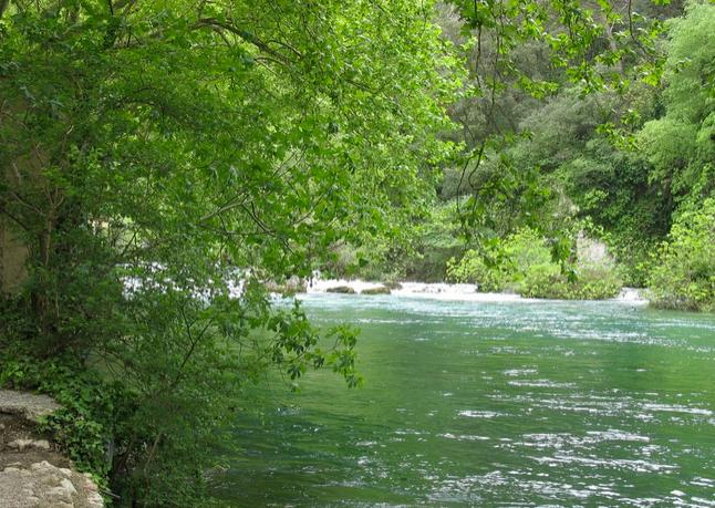 Kayak en Provence