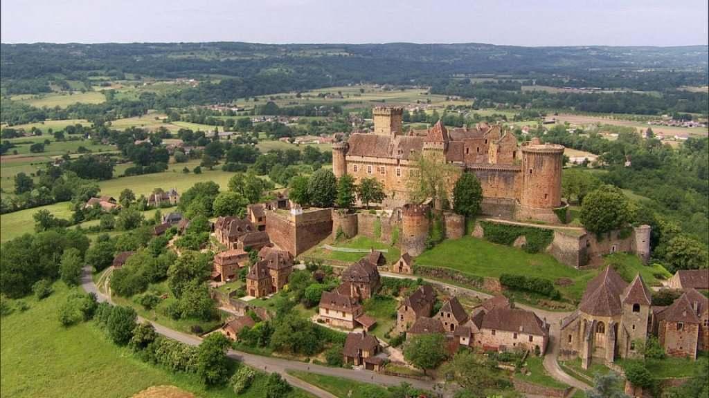 Château de Castelnau-Bretenoux (Lot)