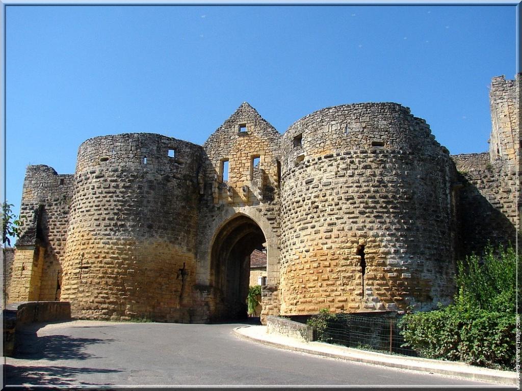 Domme, Périgord noir, Sud Dordogne