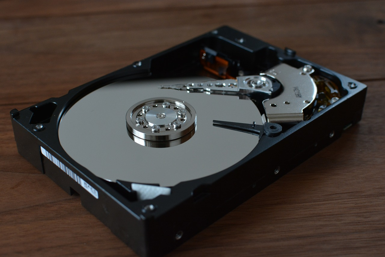 Festplatte Backup