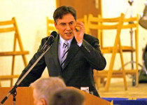 David McAllister hielt eine fesselnde Rede