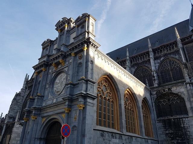 Portail de l'église Saint Jacques