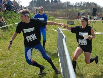 OL Sprint Staffel F-H-H-F