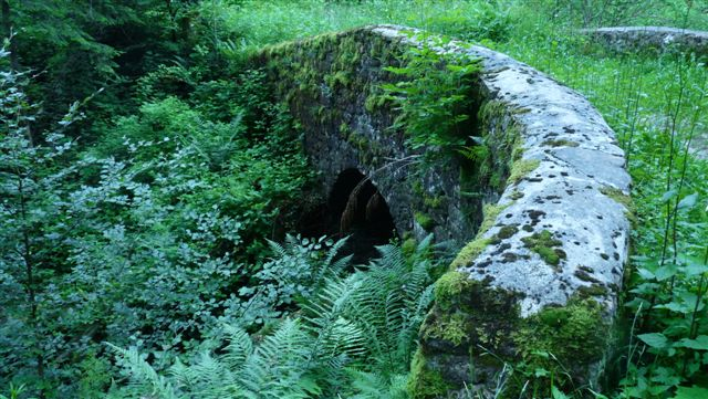 Pont de Pilons im Sommer, Bild 2