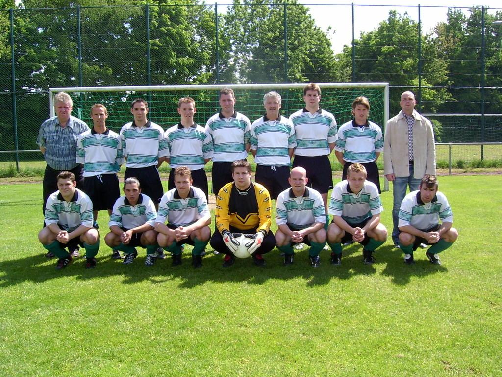 SV 1936 Ophoven I - Saison 2003/2004