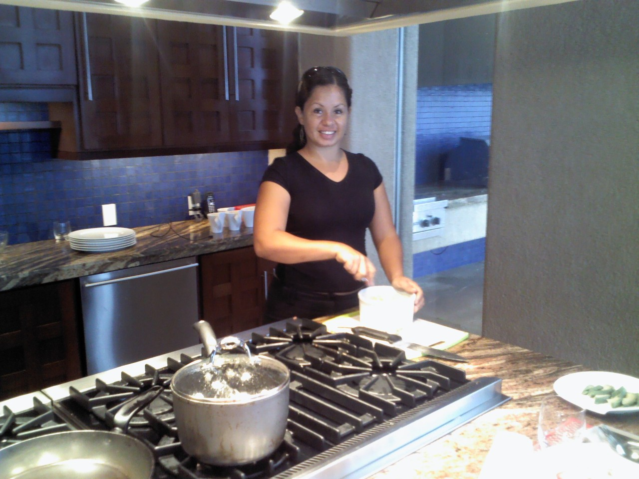 this is Chef Dulce Maria, CaboChefServices
