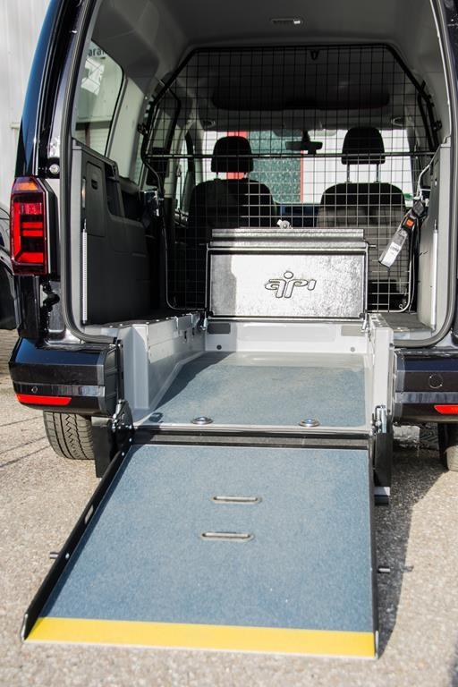 Absenker Volkswagen Caddy