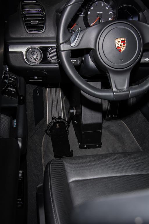 Fußlenkung Porsche Boxster