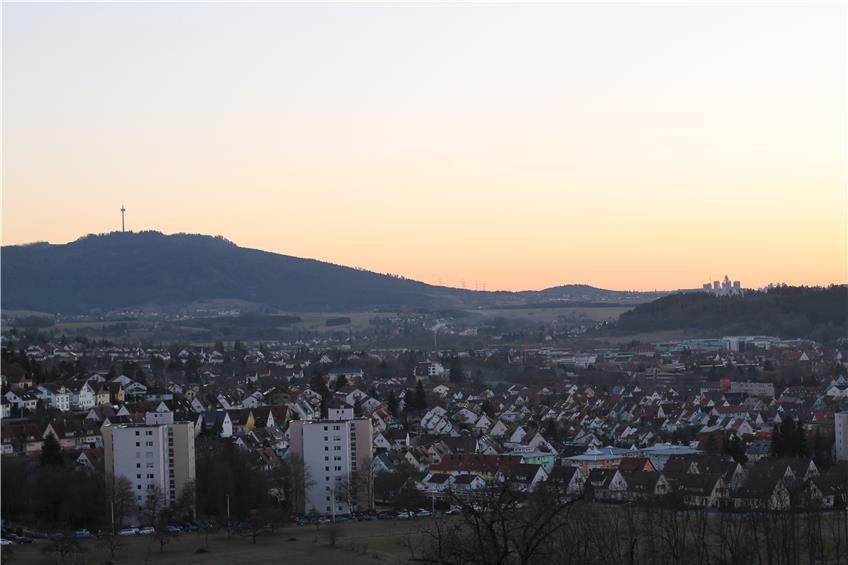 Der Plettenberg steht auch am Mittwochabend wieder auf der Tagesordnung der Dotternhausener Räte.  © Klaus Irion